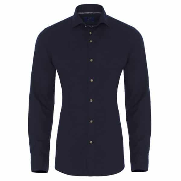 R2 – Navy Flannel Shirt