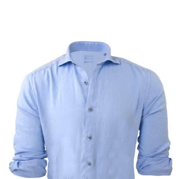 Tresanti - Light Blue Linen Shirt