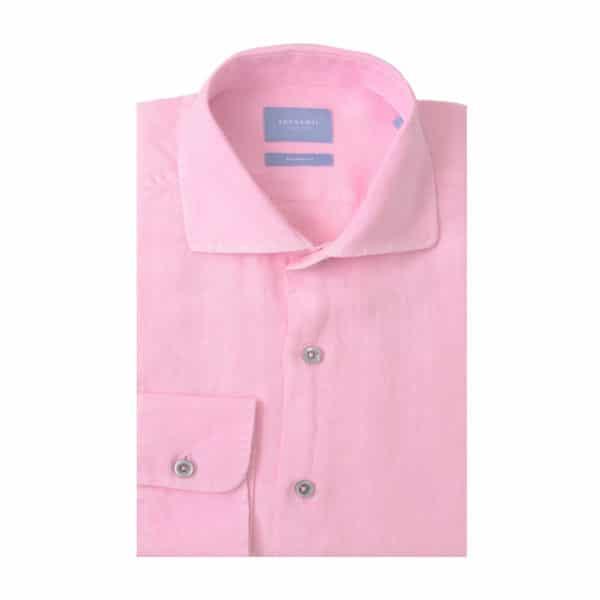 Tresanti - Pink Linen Shirt