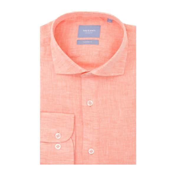 Tresanti - Coral Linen Shirt