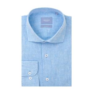 Tresanti - Turquoise Linen Shirt