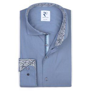 R2 - Steel Blue Shirt