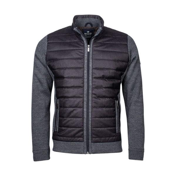 Baileys - Charcoal Light Weight Wool Jacket
