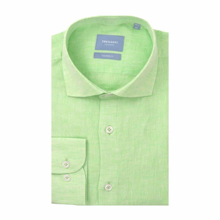waterers-menswear-summer-collection-shirt-tresanti-green