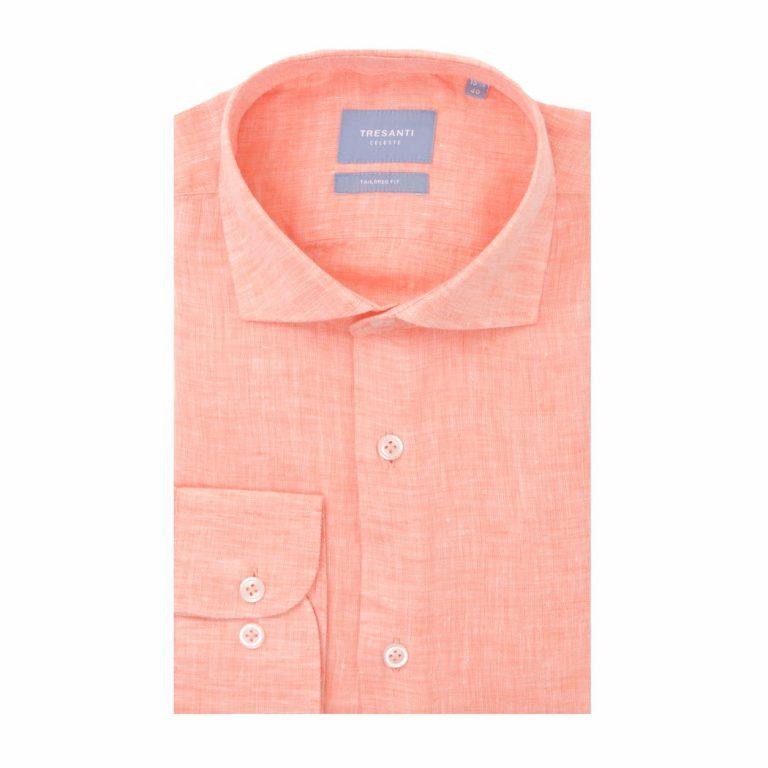 waterers-menswear-summer-collection-shirt-tresanti-peach